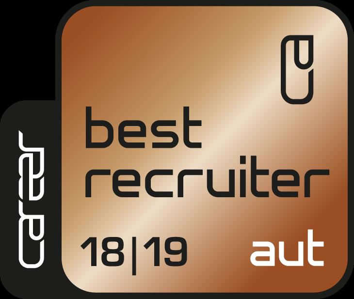 career best recruiter 18 | 19